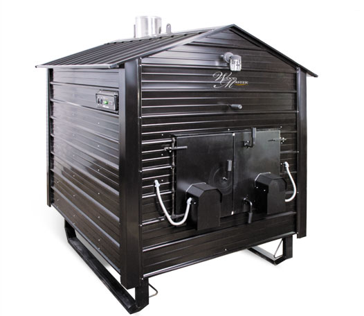 Woodmaster 6500 Outdoor Wood Furnace